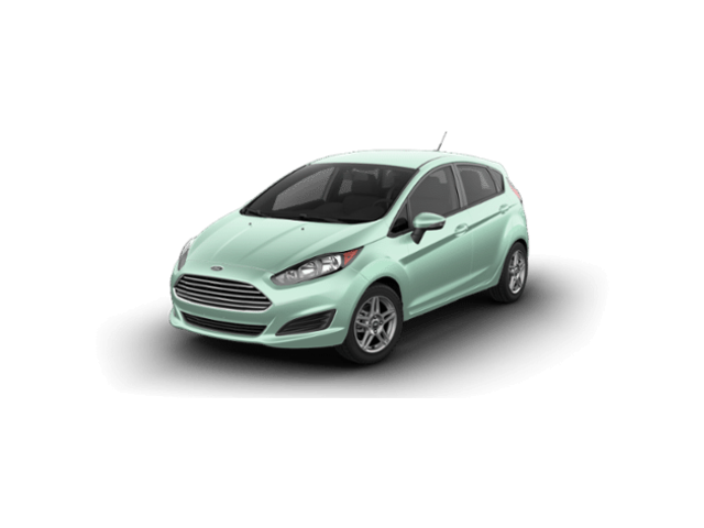 New Ford 2019 Ford Fiesta SE Hatchback 3FADP4EJ4KM101862 in Kahului, HI